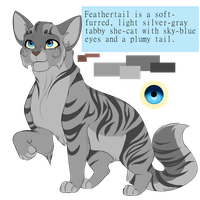 Feathertail by PureSpiritFlower