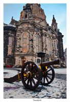 Frauenkirche by Cryel