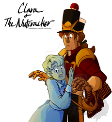 Clara and the Nutcracker by KaleiC