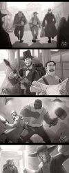 Team Fortress 1850s by MadJesters1