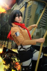 SNK Shoot Photo 5 by ZandragonDesigns