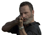 Rick Grimes - Png by Simmeh