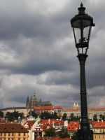 View from Charles Bridge by tinuvielluthien