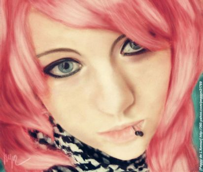 Pinky by peggyn21789