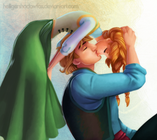 Kristanna Kiss by Blatterbury