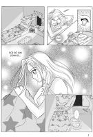 Chikara page 1 by SusiKISS