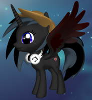 My Alicorn OC by PsjthekidRS