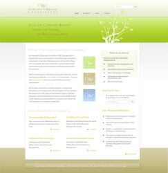EBC Website Re-design by smack-that-monkey