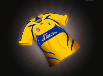 Jersey Tigres 07_08 by elnzaod