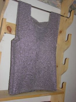Chainmaille Vest - Detailed by zikes