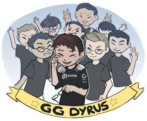 Farewell Dyrus by vSock