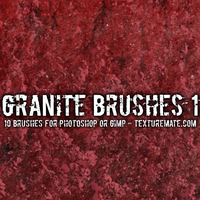 Granite Brushes 1 by AscendedArts