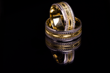 wedding rings by mack665