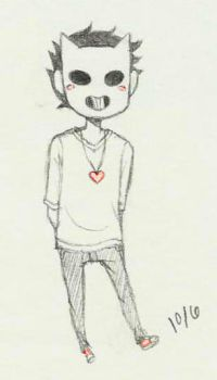 Zacharie by xBehindBlueEyes