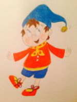 Noddy! by MacaroniandSqueeze