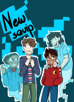 New Squips !! by That-oneartist