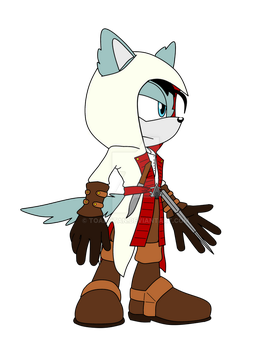 Shae the Wolf: Wintry Assassin by ToaAntan