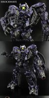 Shockwave Rising part 1 by Jin-Saotome