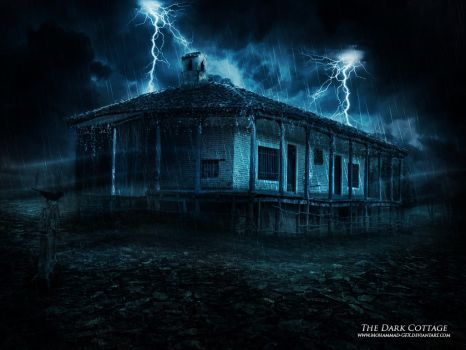The Dark Cottage by Mohammad-GFX