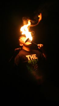 Fire Eater by Slothsofdeath