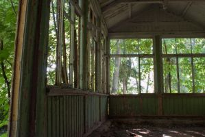 Abandoned 10 by ManicHysteriaStock