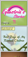 Equestria's Stories - 75 (Cheese TV) by Zacatron94