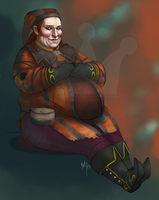 Chubby Keeper by mbrisa