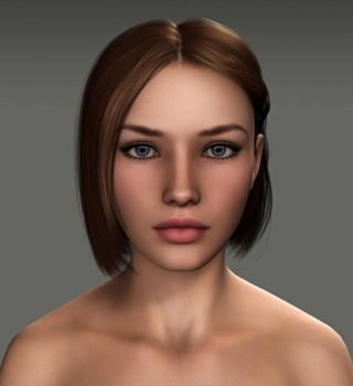 Amanda - Up Close and Personal by Torqual3D