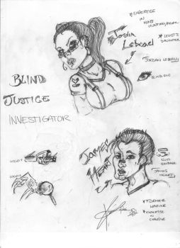 Blind Justice by DarkNightGraphX