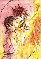 The Love Of The Phoenix by Ameyama