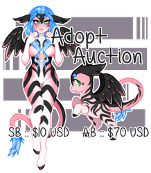 Adopt Auction [[SOLD]] by Omega-Fluff