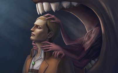 Attack on Titan - Erwin Smith by Vrihedd