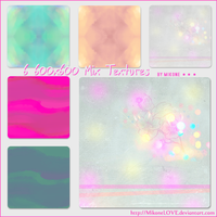 Pack Mix Textures by Mikone by MikoneLOVE