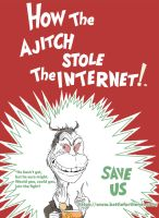 How the Ajitch Stole the Internet! by locomotive111