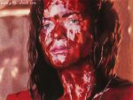 'Survivor', Jane Levy in Evil Dead by gravediggerjill