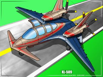 XL-509 by TheXHS