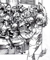 Lucy's Class of 2007 by SmithyGCN
