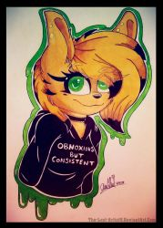 ~:Smug little roo:~ by The-Lost-Artist9