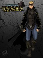 Ronin final design for ~Dkalban by dj-andy