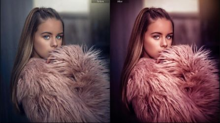 Portrait Lightroom Presets Workflow by Lyova12