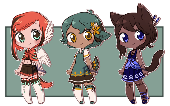 [CLOSED] Random Adopt Auction 8 by PK-adopts