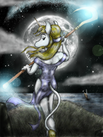 Moonfur And Other Tales-Raw Cover Art by Paul-Lucas