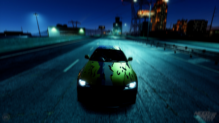 Nissan Skyline GT-R R34 on NFS Payback by XBoxNhatHoang
