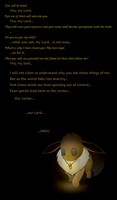 Twitch Plays Pokemon Fanart: Eevee by KittehDragonCaeru
