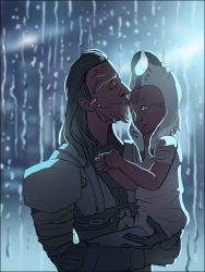 Sith Pureblood and Hybrid Daughter by Dingoat