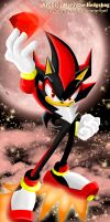 All Hail Shadow by Mery-the-Hedgehog