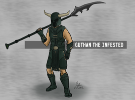 Guthan the Infested by iglw