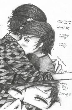 Larry: You Make Me... by MANGAMANIAC666