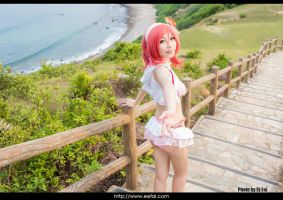 LoveLive Maki Cosplay 02 by eefai