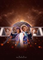 Doctor Who - The Two Doctors by willbrooks